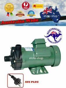 MD-100RM Industrial Magnetic Drive Water Pump 7200 L/Hr Heavy Duty