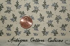 """""""ANTIQUE COTTON CALICOS"""" REPRODUCTION QUILT FABRIC BTY FOR MARCUS 2352-0188"""