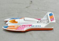 Vintage Die Cast 1995 Mattel Hydroplane