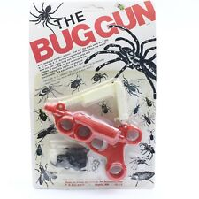 Vintage Accoutrements Red The Bug Gun Toy Gun Bug Catapult Launcher 9377 China