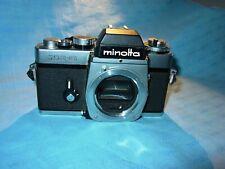 MINOLTA   XE - 5  Analoge Klein Bild Kamera