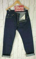Levis Vintage Clothing LVC 1954 501 New Rinse Selvedge Blue Jeans W30 L32 £199