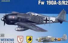 eduard Focke-Wulf Fw 190A-8/R2 Gambhir Udet Lixfeld Sturm 1:72