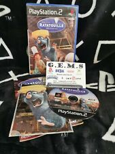 Ratatouille (Sony PlayStation 2, 2007) PAL (126) with sticker