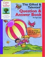 Gifted and Talented Question and Answer Book for Ages 4-6 (Gifted & Talented), A