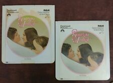 Romeo and Juliet (1968) - CED SelectaVision VideoDisc - From large collection