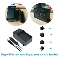 Replacement Battery Or Charger for Nikon EN-EL20 MH27 Nikon Coolpix P1000 Camera