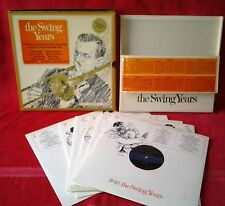 Readers Digest The Swing Years Collectors Edition LP 6-Record Set (1936-1946)