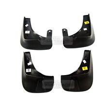 Genuine Parts Splash Mud Guards Flaps 4Pcs for KIA 2013 2014 Sorento R