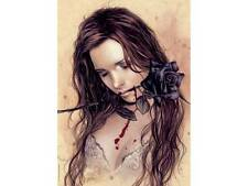 NEW Heye Jigsaw Puzzle Favole Dark Rose 1000 pce Gothic Fantasy Victoria Frances