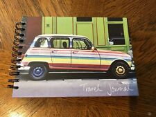 John Lewis Ringbound Travel Journal - Designed by Ella Doran - New