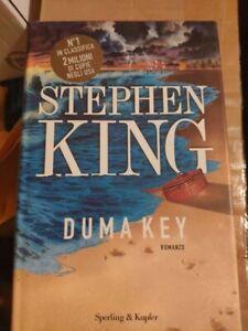 Stephen King  DUMA KEY ed Sperling & kupfer