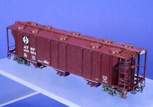 HO Scale ATSF Santa Fe Hopper Car 300364