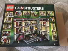 lego ghostbusters firehouse headquarters 75827 BOXS ONLY.