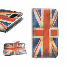 Leather Stand Wallet Slots Case Flip Phone Skin Cover For Apple iPhone 7 4.7""