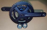 Campagnolo Centaur Ultra Torque 11 Speed Chainset with Bottom Bracket, 172.5mm