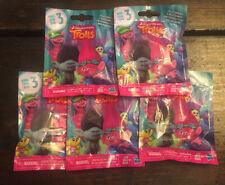 Trolls Series 3 Blind Bags Hasbro (5 Packs) DreamWorks New/Unopened Free Ship
