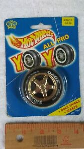 Hot Wheels Imperial All Pro YOYO 1990  has the string