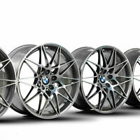 BMW 20 Zoll Felgen M2 F87 M3 F80 M4 F82 F83 Alufelgen Styling M666 8090194 NEU