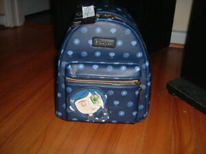 LOUNGEFLY DISNEY CAROLINE MINI BACKPACK~ WITH TAGS~BRAND NEW~