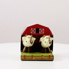 96 Miniature Cow Candles Red Barn Novelty Gift Box Wedding Bridal Shower Favors
