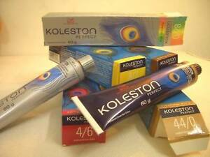 5 x Wella Koleston Perfect Hair Colour 60g Any colour