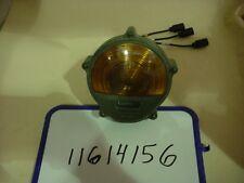 M35A2,M54,M800,M900 Front Amber Park / Turn Sig Light,11614156, 6220-01-433-8813