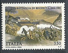 1986 ITALIA BEZZECCA MNH ** - ED
