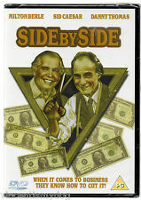 Side By Side (DVD, 2007) brand new