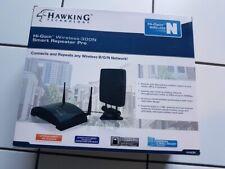 Hawking Technology Hi-Gain Wireless-300N Smart Repeater Pro (Haw2R1)