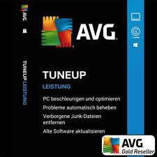 AVG TuneUp Utilities 2018 | Vollversion 1 PC 3 Jahr De