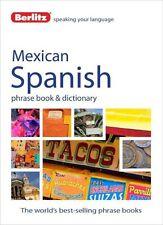 Berlitz Language: Mexican Spanish Phrase Book & Dictionary (Berlitz Phrasebooks)
