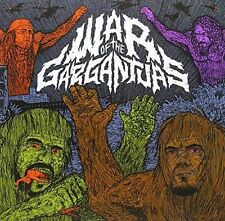 Phil Anselmo & Warbeast - War Of The Gargantuas ++ GREEN MLP ++ NEU !!
