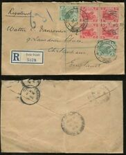 Nature Used Malayan & Straits Settlements Stamps