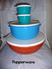 Tupperware Maximillian Schüssel Set (4) NEU