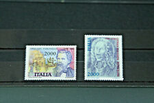 ITALY 1986 - COMPOSERS - UNMOUNTED MINT PAIR IN CARD