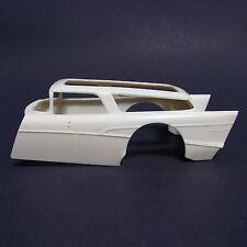 NB309 Jimmy Flintstone 1/25 scale resin 1957 Chevy Nomad wagon (Rat Rod)