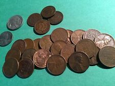 3 Oz Lots Indian Head Cents Wheat Pennies Steel & Buffalo Nickel Collection Set