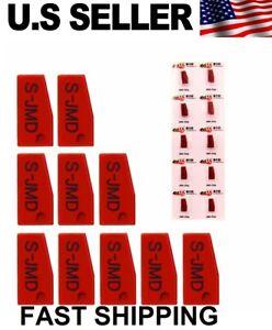 10PCS, JMD Multifunction Super magic Red Chip 46/4C/4D/G/KING/48 Chip Unlimited