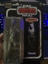 star wars black series han solo in carbonite