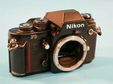 Nikon F3 35mm Fotocamera SLR Film corpo con retro MF-14