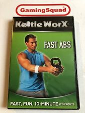 Kettle Worx Fast Abs DVD, Supplied by Gaming Squad