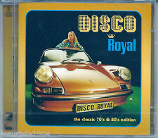 Disco Royal (2004) 2CD NUOVO Ivan. Fotonovela, Earth Wind & Fire. September 99