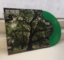 """Noel Gallagher The Dying Of The Light 7"""" Vinyl Green Rare Limited Edition"""