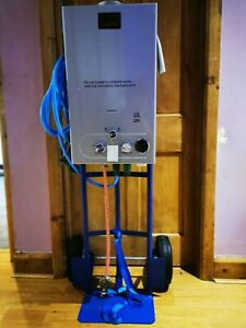 IN STOCK NOW 16litre Portable Horse Shower CE certificated IN STOCK