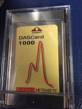 KEITHLEY/Metrabyte DAS 1000 PCMCIA Card 1003
