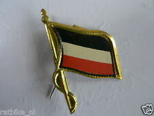 PINS,SPELDJES 50'S/60'S COUNTRY FLAGS 35 REP. HAUTE VOLTA  VINTAGE VERY OLD VLAG