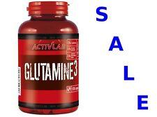ActivLab GLUTAMINE 3 128 caps.  Anabolic Anticatabolic Amino Acid FREE P&P!
