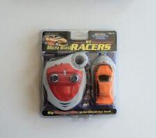 2002 Micro Blast Remote Control Racers THUNDER X Race Car