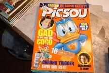 PICSOU MAGAZINE N°446  SANS CADEAU
